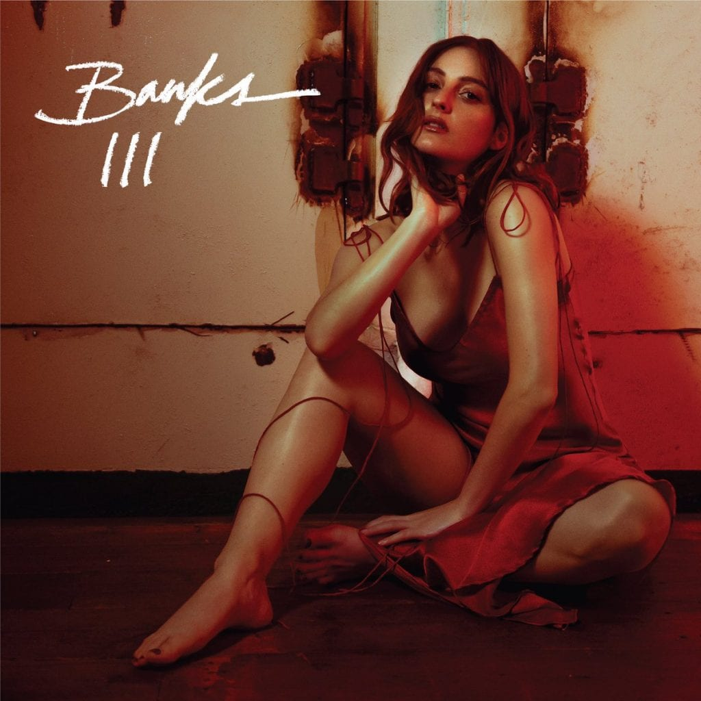 Banks III Album Cover Art