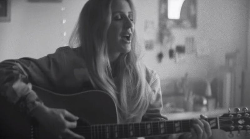 Ellie Goulding Sixteen Acoustic - Music Video