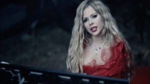 "See Avril Lavigne's Gorgeous ""I Fell In Love With The Devil"" Music Video"