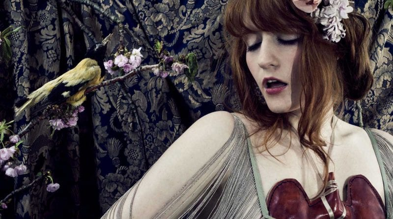 Florence + The Machine 2009 Lungs